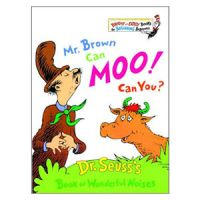 Mr. Brown Can Moo! Can You?!