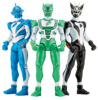 5 Inch Jungle Fury Power Rangers