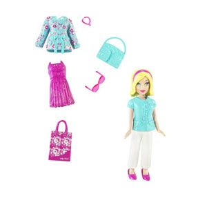 Polly Pocket Designables Doll Packs