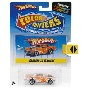 Hot Wheels Color Shifters Assortment
