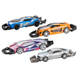 Hot Wheels Power Revvers Speed Vehicle Assortment