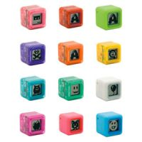 Girl Tech Sugar Cubes Digital Charms & Party Packs