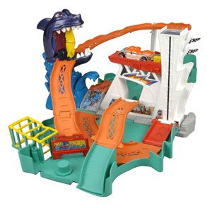 Hot Wheels Sharkbite Bay Play Set