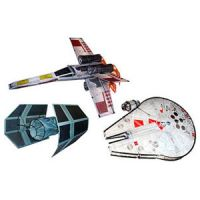 Star Wars 3-D Kites