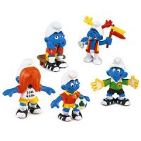 Smurfs Figure Packs and Playsets