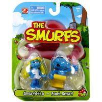 "Smurfs Figure Packs (2.25"" Classic)"