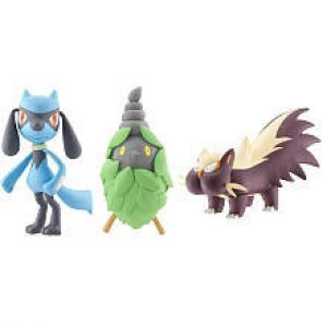 Pokemon Basic Figure Singles and Multipacks