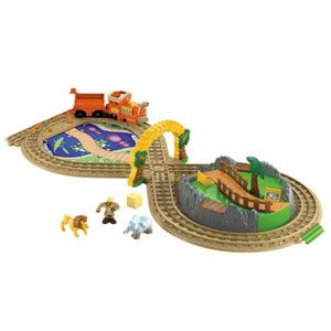 GeoTrax On the Go Zoo