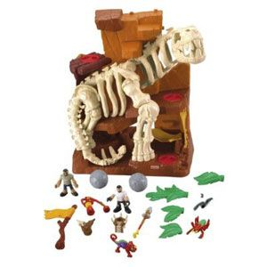 Imaginext Lost Creatures Playset