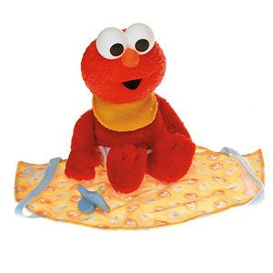 Cuddle & Care Assortment: Elmo & Abby Cadabby
