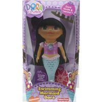 Swim and Splash Mermaid Dora