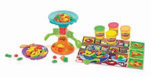 Play-Doh Spaghetti Factory