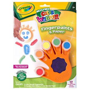 Color Wonder Fingerpaint