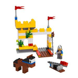 LEGO Bricks & More: My First LEGO Castle Set
