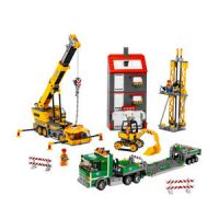LEGO City: Construction Site Playset