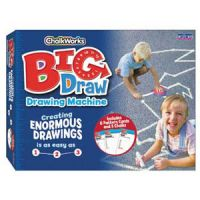 Big Draw Chalk Drawing Machine