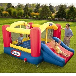 Jump 'N Slide Bouncer