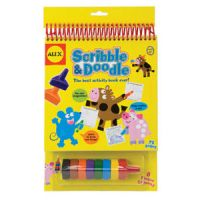 Scribble & Doodle Activity Pad