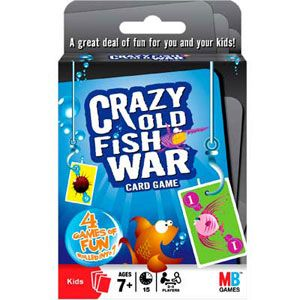 Crazy Old Fish War