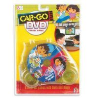 Dora & Diego Travel DVD Game