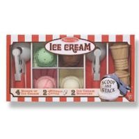 Deluxe Ice Cream Parlor Set