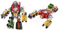 Transformers Movie Mega Power Bots