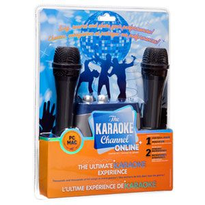 The Karaoke Channel Karaoke Kit
