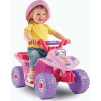 Power Wheels Barbie Princess Lil' Quad