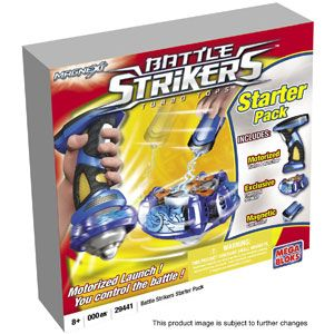 Battle Strikers Starter Pack