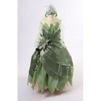 Tiana Deluxe Costume and Accessories