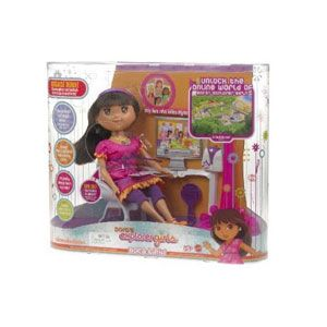 Dora's Explorer Girls - Dora Links