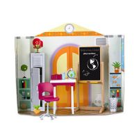 Dora's Explorer Girls - Seaside School Homeroom Playset