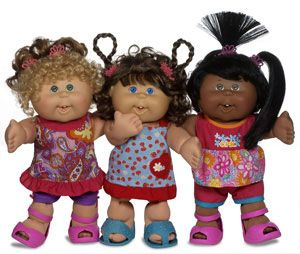 Pop 'n Style Cabbage Patch Kids