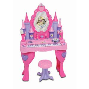 Disney Princess Musical Vanity