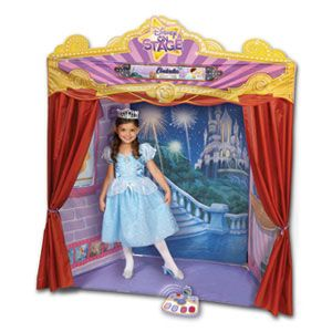Disney On Stage Interactive Theatre Playset
