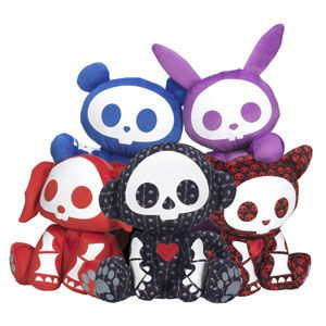 Skelanimals Plush