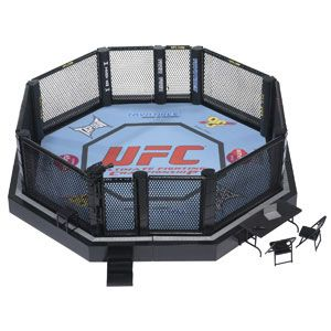 Official Scale Deluxe UFC Octagon