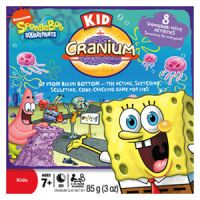 Kid Cranium: SpongeBob SquarePants Edition