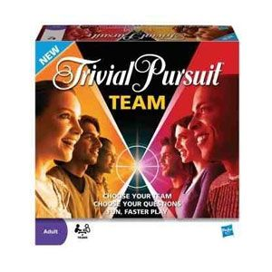 Trivial Pursuit Team Edition