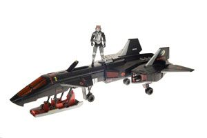 G.I. JOE Movie Night Raven Vehicle