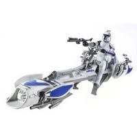 Star Wars: The Clone Wars Deluxe Vehicle and Figure