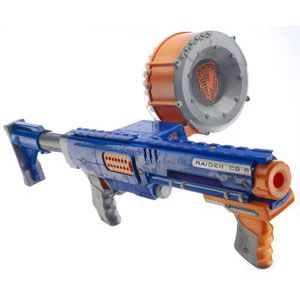Nerf N-Strike Raider Rapid Fire CS 35