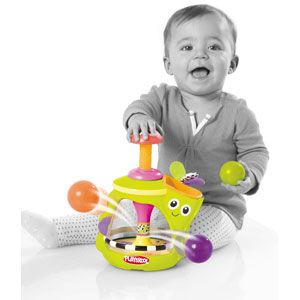 Playskool Tumble 'N Twirl Top