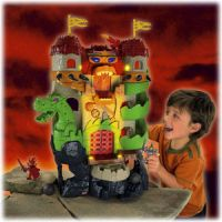 Imaginext Dragon World Fortress