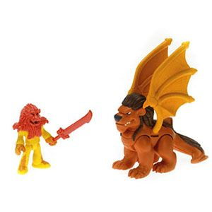 Imaginext Lion Dragon