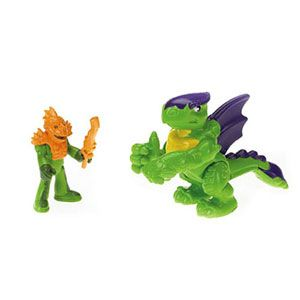 Imaginext Turtle Dragon