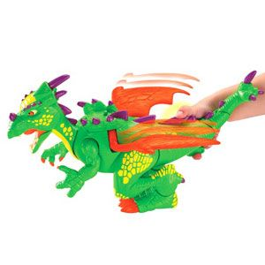 Imaginext Adventures Deluxe Dragon