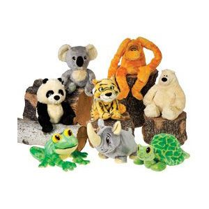 Tales 4 Tomorrow Stuffed Animals