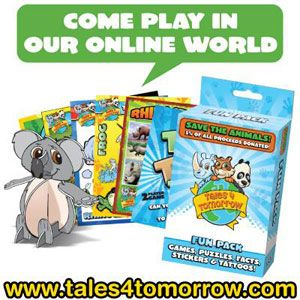 Tales 4 Tomorrow Fun Pack