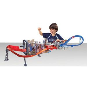 Hot Wheels Super Jump Raceway